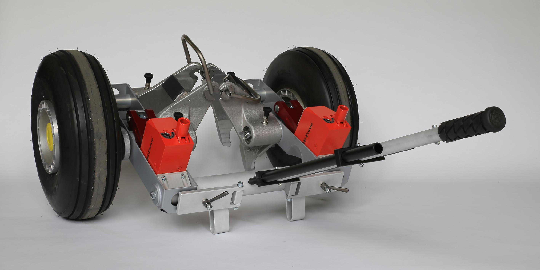 LICO Stahl- und Kunststofftechnik GmbH - Wheel Caddy - Transportgerät für 2 Transporträder EC 135